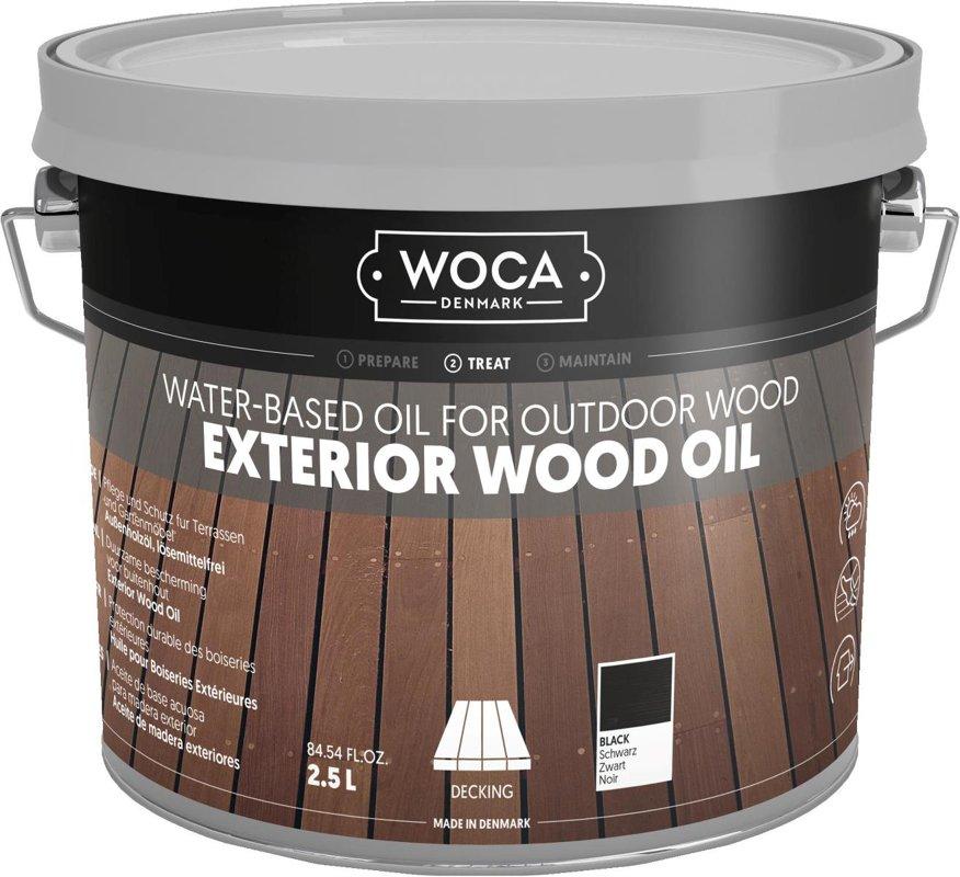 Exterior Wood Oil (2.5l)