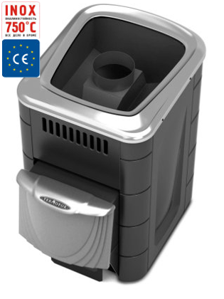 Compact 2013 Inox anthracite, ssd, short channel (24602)