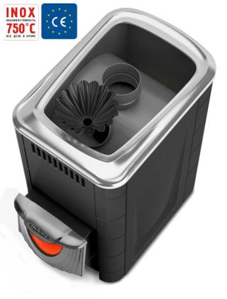 Angara 2012 Inox antracite, SSD,SFC,CSB (31904)