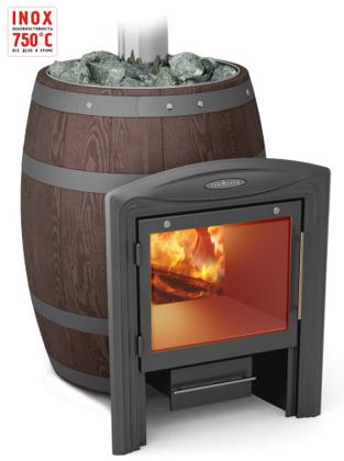 Barrel Inox palisander (29702)