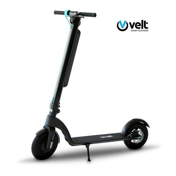 Elektriskais skūteris Velt Smart Scooter X8 Melns/Zils